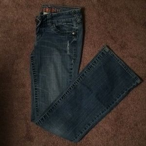 Hydraulic Stretch Jeans